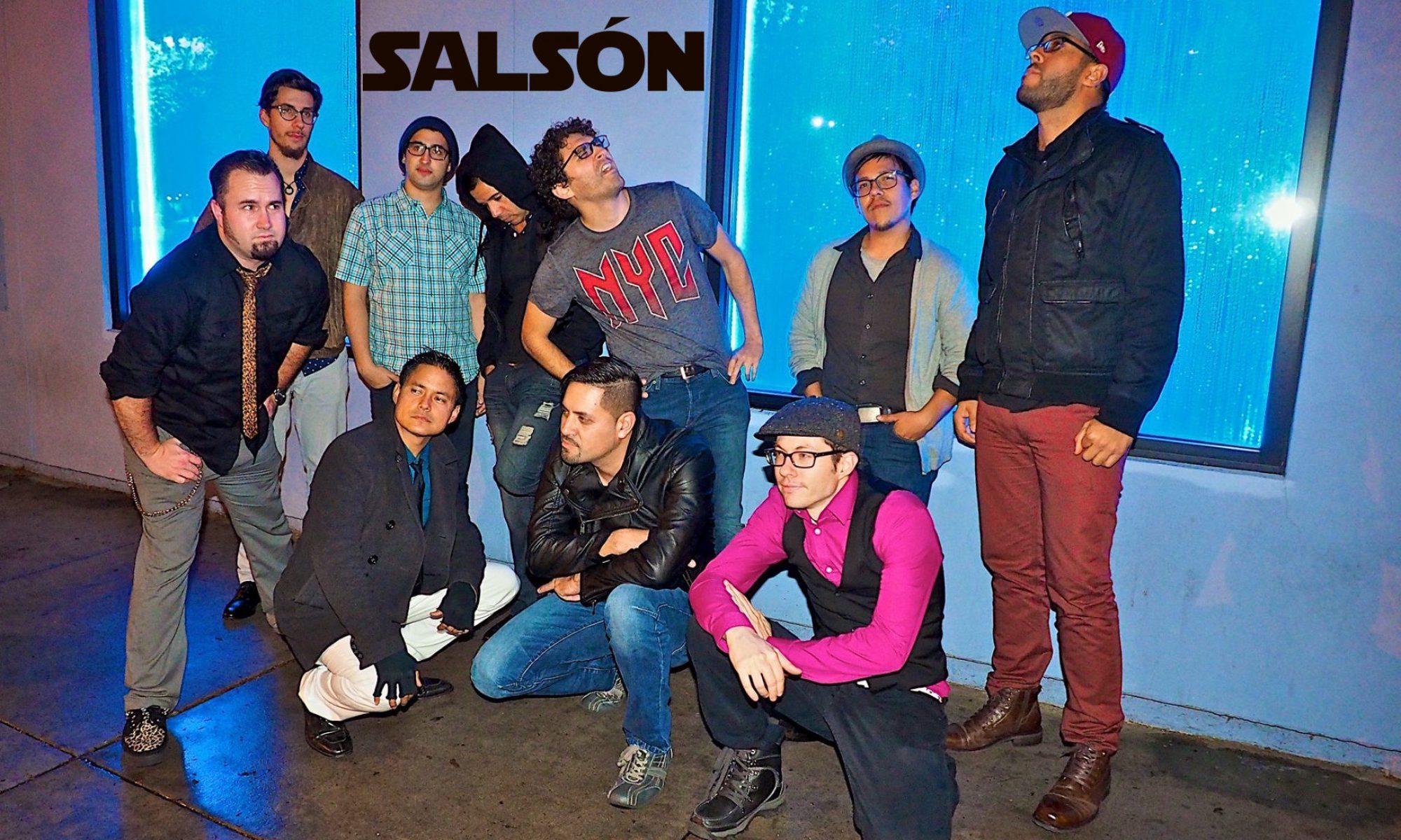 Salson - Salsa Music!